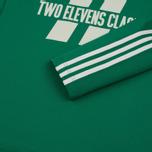 Мужской лонгслив adidas Originals 2 Elevens Shirt Spezial Bold Green фото- 5