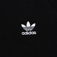 Мужской лонгслив adidas Originals 3-Stripes LS Black фото- 2