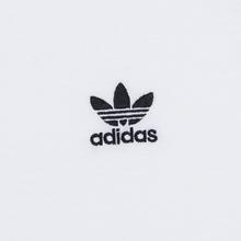 Мужской лонгслив adidas Originals 3-Stripes LS White фото- 2