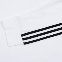 Мужской лонгслив adidas Originals 3-Stripes LS White фото- 3