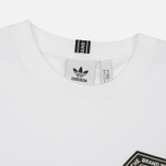 Мужской лонгслив adidas Originals NMD White фото- 1