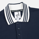 Мужской лонгслив adidas Originals x Spezial LSL Polo Night Navy/Chalk/White фото- 1