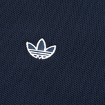 Мужской лонгслив adidas Originals x Spezial LSL Polo Night Navy/Chalk/White фото- 3