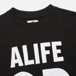 Alife Four Daggers Men's Longsleeve Black photo- 1