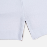 Aquascutum Hilton LS Pique Polo Men's Longsleeve White photo- 3