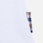 Aquascutum Hilton LS Pique Polo Men's Longsleeve White photo- 5