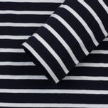 Мужской лонгслив Armor-Lux Fitted Breton Navy Blue/White фото- 3