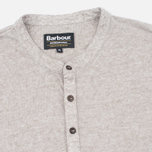 Мужской лонгслив Barbour International Donnington Concrete фото- 1