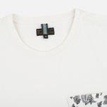 Barbour International Donnington Men's T-shirt White photo- 1