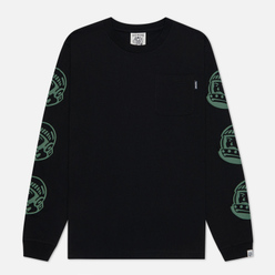 Мужской лонгслив Billionaire Boys Club Astro Repeat Black