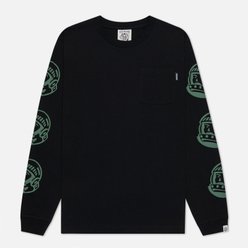 Мужской лонгслив Billionaire Boys Club Astro Repeat Black