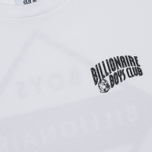 Мужской лонгслив Billionaire Boys Club Aviation Print LS White фото- 2
