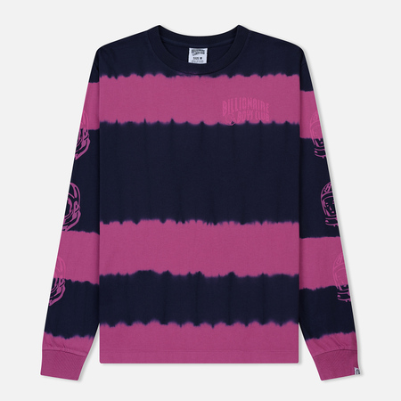 Мужской лонгслив Billionaire Boys Club Bleach Striped Blue