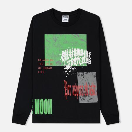 Мужской лонгслив Billionaire Boys Club Collage Print Black
