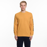 Мужской лонгслив Billionaire Boys Club College Pocket Yellow фото- 5