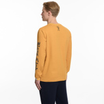 Мужской лонгслив Billionaire Boys Club College Pocket Yellow фото- 6