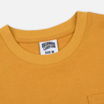 Мужской лонгслив Billionaire Boys Club College Pocket Yellow фото- 1