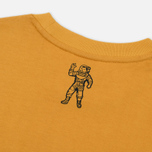 Мужской лонгслив Billionaire Boys Club College Pocket Yellow фото- 4
