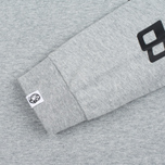Мужской лонгслив Billionaire Boys Club Digital LS Grey/Black фото- 2