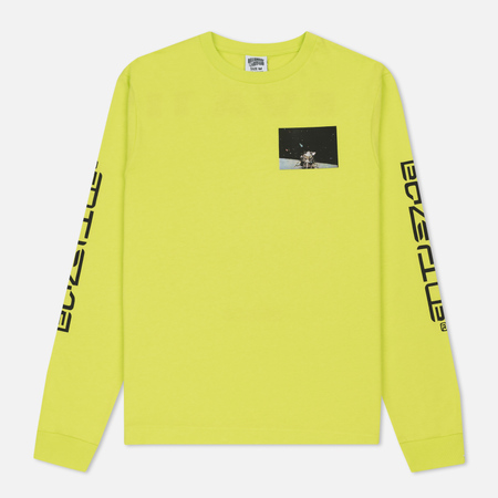 Мужской лонгслив Billionaire Boys Club Eva 1 Cyber Yellow