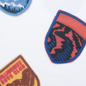 Мужской лонгслив Billionaire Boys Club Field Trip Scout Patch White фото - 2