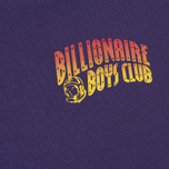 Мужской лонгслив Billionaire Boys Club Gradient Helmet Print Purple фото- 2