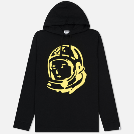 Мужской лонгслив Billionaire Boys Club Helmet Hooded Black