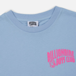 Мужской лонгслив Billionaire Boys Club Helmet Print LS Light Blue/Pink фото- 1