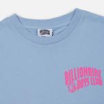 Мужской лонгслив Billionaire Boys Club Helmet Print LS Light Blue/Pink фото- 1
