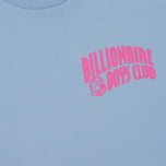 Мужской лонгслив Billionaire Boys Club Helmet Print LS Light Blue/Pink фото- 2