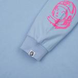 Мужской лонгслив Billionaire Boys Club Helmet Print LS Light Blue/Pink фото- 3