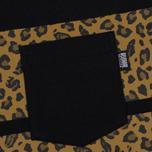 Мужской лонгслив Billionaire Boys Club Leopard Stripe Black фото- 2