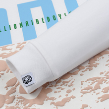 Мужской лонгслив Billionaire Boys Club Lunar Surface White фото- 3