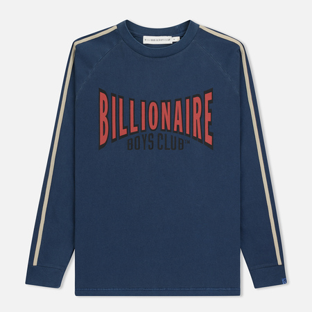 Мужской лонгслив Billionaire Boys Club Racing Navy