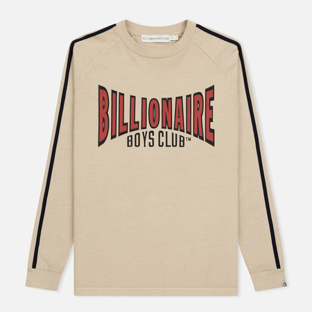 Мужской лонгслив Billionaire Boys Club Racing Off-White