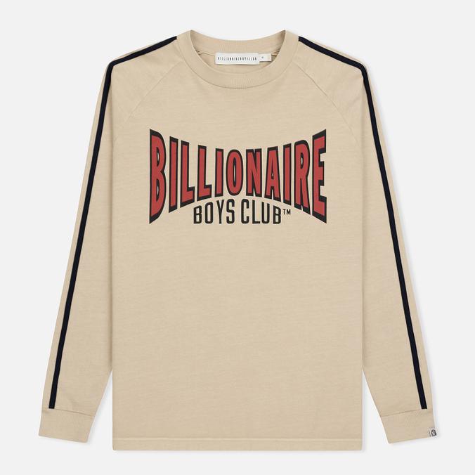 Мужской лонгслив Billionaire Boys Club Racing Off-White