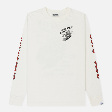 Мужской лонгслив Billionaire Boys Club Rocket Riot Bone
