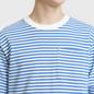 Мужской лонгслив Billionaire Boys Club Small Stripe Blue/White фото - 2