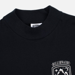 Мужской лонгслив Billionaire Boys Club Space Alps LS Black фото- 1