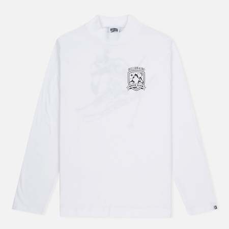 Billionaire Boys Club Space Alps LS Men's Longsleeve White