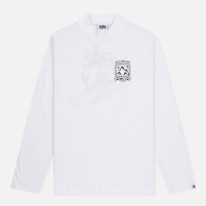 Мужской лонгслив Billionaire Boys Club Space Alps LS White