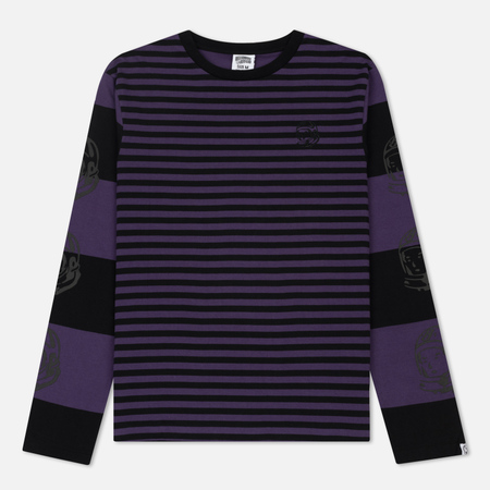 Мужской лонгслив Billionaire Boys Club Stripe Black