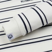 Мужской лонгслив Billionaire Boys Club Stripe Knit White фото- 3