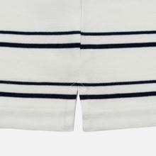 Мужской лонгслив Billionaire Boys Club Stripe Knit White фото- 4