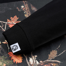 Мужской лонгслив Billionaire Boys Club Tree Camo Swatch Black фото- 3