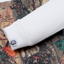 Мужской лонгслив Billionaire Boys Club Tree Camo Swatch White фото- 3