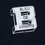 Мужской лонгслив Bleu De Paname Raglan M.L. Marine фото- 2