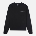 C.P. Company Bluza Men's Longsleeve Black photo- 0