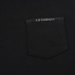 C.P. Company Bluza Men's Longsleeve Black photo- 2