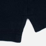 Мужской лонгслив C.P. Company Regular Fit LS Cotton Polo Blue фото- 3